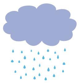 rintik - rintik hujan