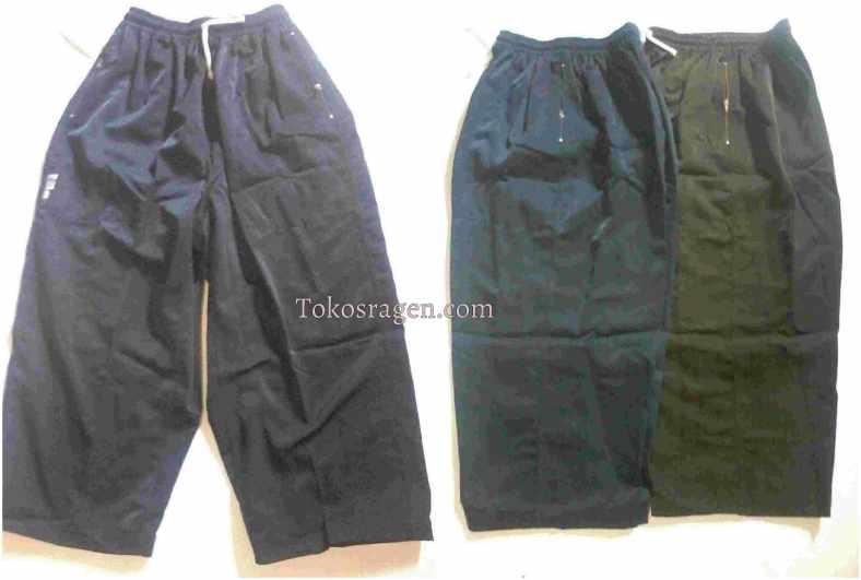 mengenal celana sirwal atau celana cingkrang